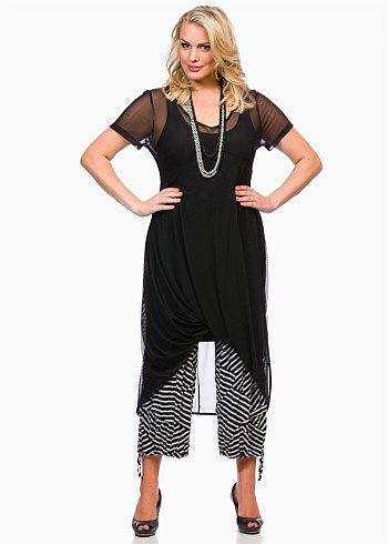 #TS Fall Into Line Pant #plussize #curvy #takingshape