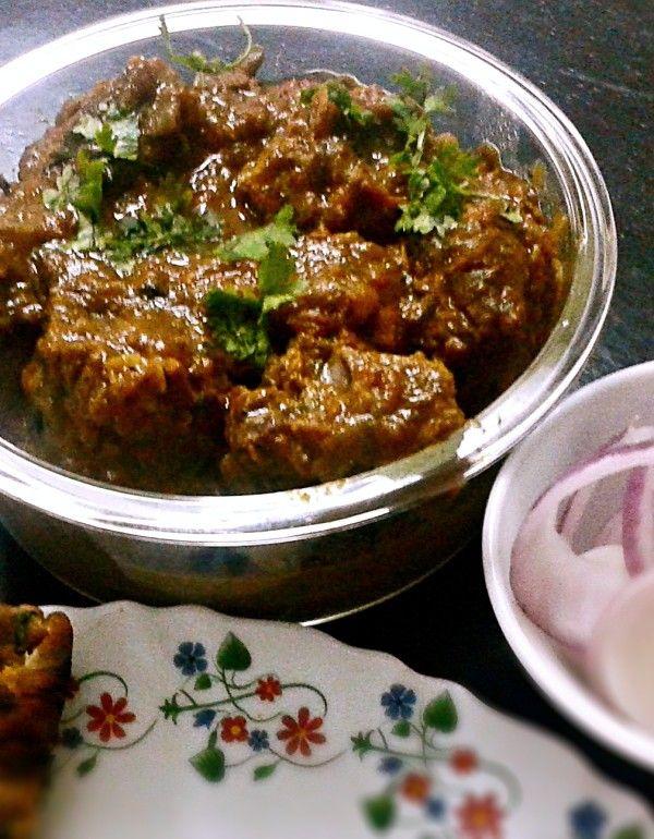 Bhuna Gosht recipe - How to make mutton bhuna recipe