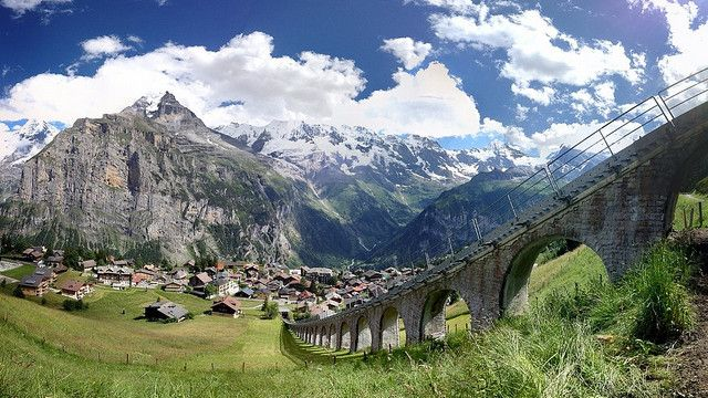 Travel Writing Retreat in the Swiss Alps