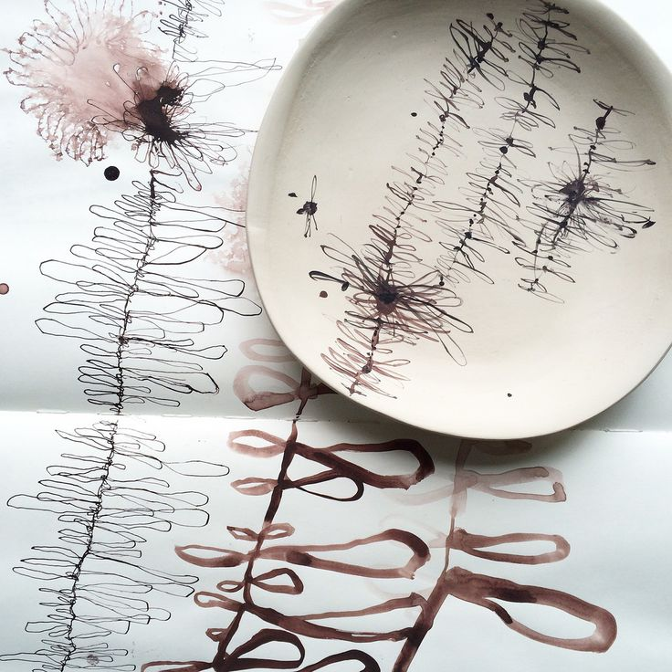 Plate by Lari Washburn