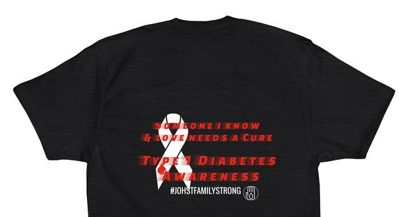 #JOHSTFAMILYSTRONG - Type 1 Diabetes...Couldn't stop it...Can't cure it...and didn't cause it. Life of a family with children who have Type 1 diabetes is to say the least a challenge! But...