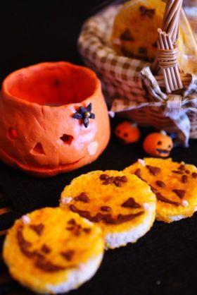 「ハロウィンラスク」ぽんのすけ | お菓子・パンのレシピや作り方【corecle*コレクル】