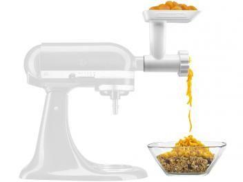 Triturador de Alimentos KitchenAid - Placas Trituradoras de Cortes Finos e Grossos