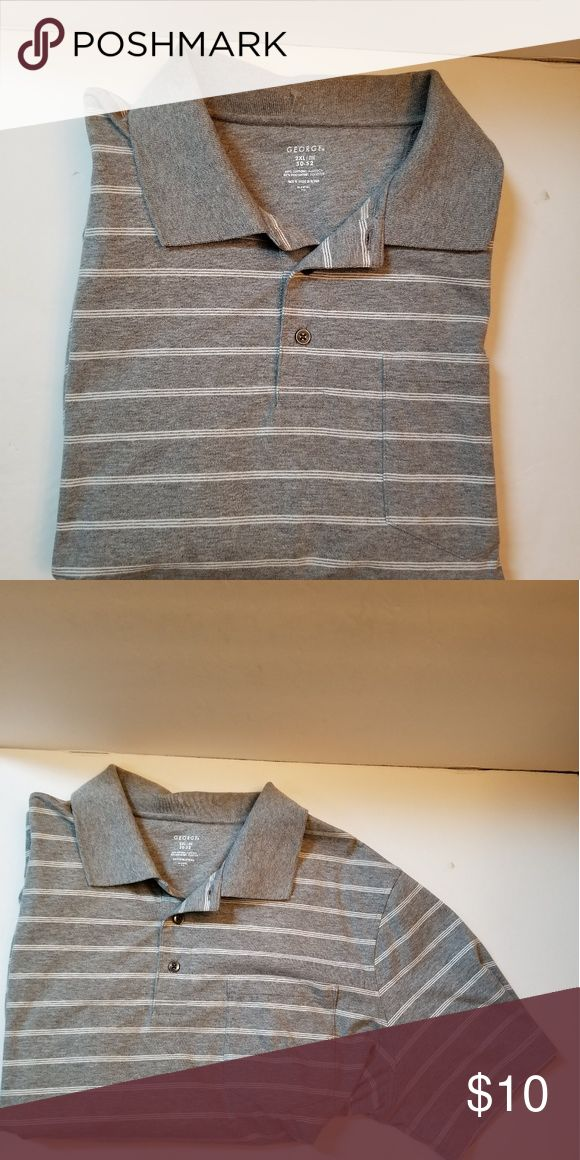 c4c2cd5721d George Polo Shirt 2XL George Polo Shirt 2xl Front pocket 50-52 31