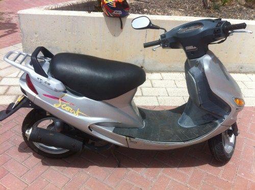 KYMCO SCOUT 50  de venta en Murcia