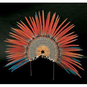 arte plumaria brasileira - Pesquisa Google
