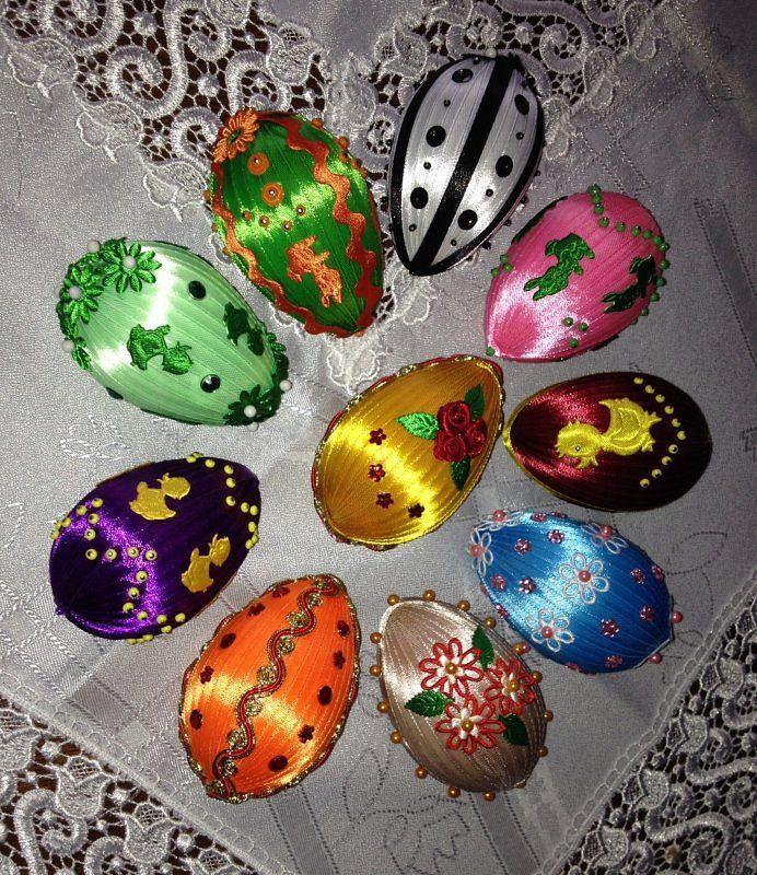 Jajeczka do koszyczka