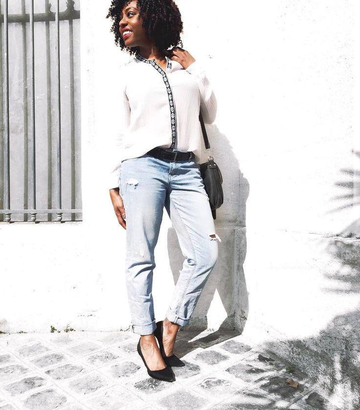 #STYLE : Look printanier avec La Redoute - Nouvelle collection printemps/été 2017 - Afrolife de Chacha