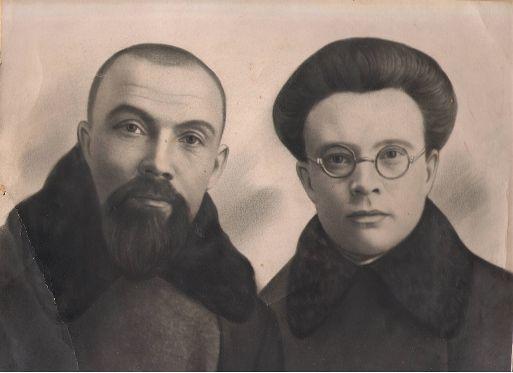 Tatars. Байковы Шагимардан и Султан 1922г.
