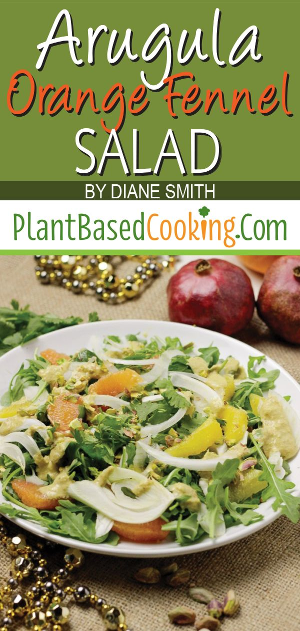 This wonderfully bright, tangy and rich Arugula Orange Fennel Salad is great any time of the year, but you might want to…