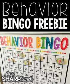 This post is loaded with 30 classroom management ideas for the Kindergarten, primary and elementary classroom! Classroom management tips and tricks for whole brain teaching, alternative seating, bucket fillers, and so much MORE, including a behavior bingo FREEBIE!
