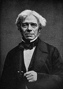 Michael Faraday - Physics and Chemistry - 22 Sept 1791 - 25 Aug 1867