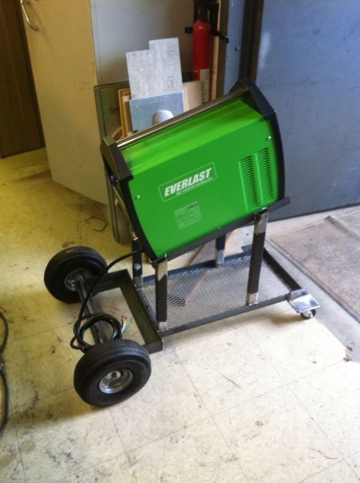Welding cart build - WeldingWeb™ - Welding forum for pros and enthusiasts