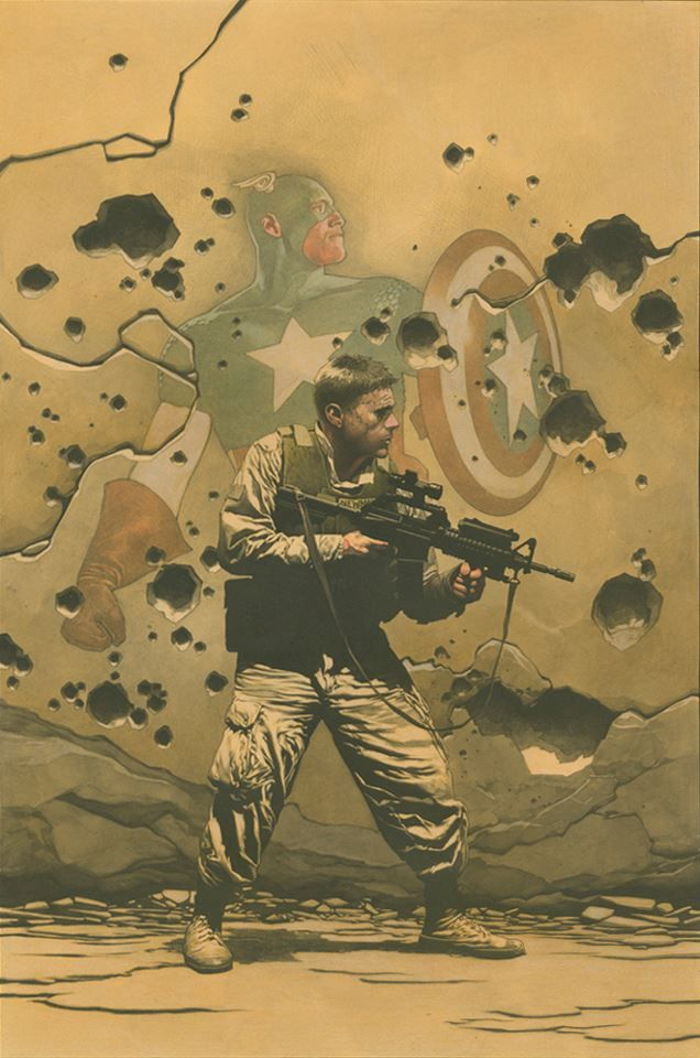 by Travis Charest