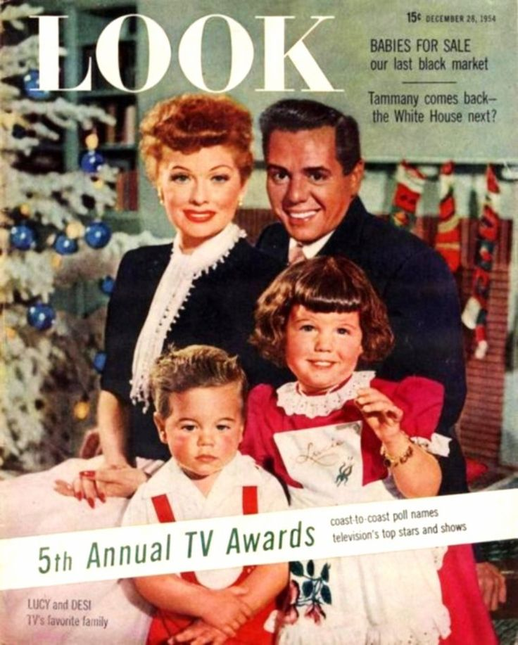 LA FAMILLE... / Parents, grands-parents, frères soeurs, cousins, oncles, tantes...Qu'elle soit nombreuse, recomposée ou éclatée, notre famille, nous l'aimons !... (de haut en bas) Lucille BALL and Desi ARNAZ / Hjördis GENBERG and David NIVEN / Grace KELLY and RAINIER III / Marjorie HOSHELLE and Jeff CHANDLER / Shirley BOONE and Pat BOONE / Gina LOLLOBRIGIDA and Milko SKOFIC / Nathalie and Alain DELON / Patti PAGE and Charles O'CURRAN