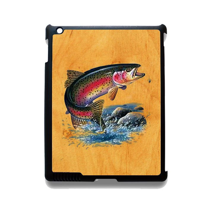 Bass Fishing Game Vintage Apple Phonecase For Ipad 2 Ipad 3 Ipad 4 Ipad Mini 2 Ipad Mini 3 Ipad Mini 4 Ipad Air 2 Ipad Air