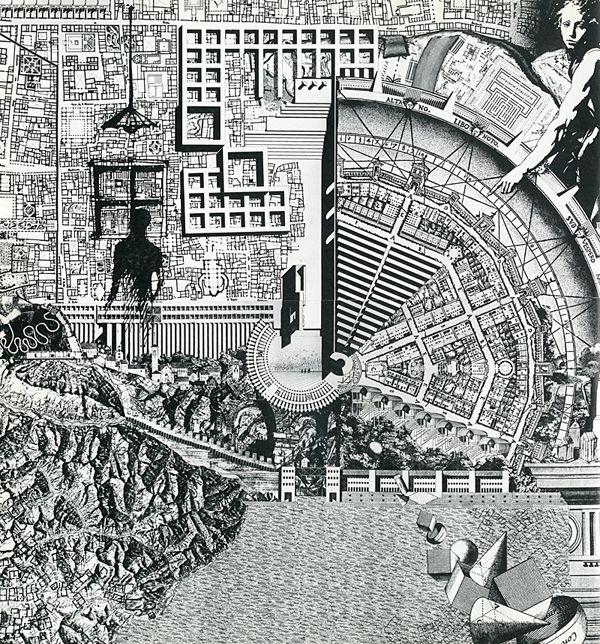 Além da Arquitetura: os desenhos de Aldo Rossi http://www.ideafixa.com/desenhos-aldo-rossi