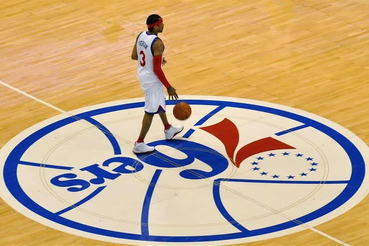 Style Your Home Today With This Amazing Allen Iverson 76ers NBA Framed Wall Art Canvas For $160.00  Discover more canvas selection here http://www.octotreasures.com  If you want to create a customized canvas by printing your own pictures or photos, please contact us.