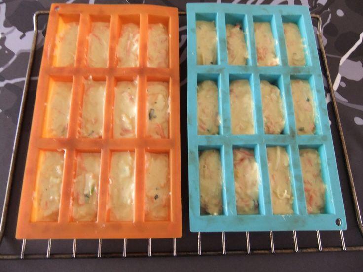 Voici une recette de cakes apéritifs qui permet de changer un peu des classiques. Ces mini-cakes au saumon et julienne de légumes vont, j'en suis sûre, plaire à vos invités. Ils sont parfaits pour un apéro-dinatoire. Préparation : 20 minutes Cuisson au...