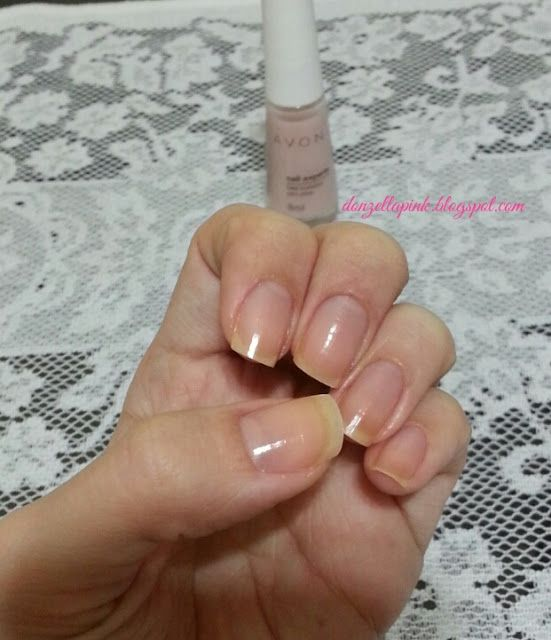 Base niveladora para unhas Nail Experts da Avon