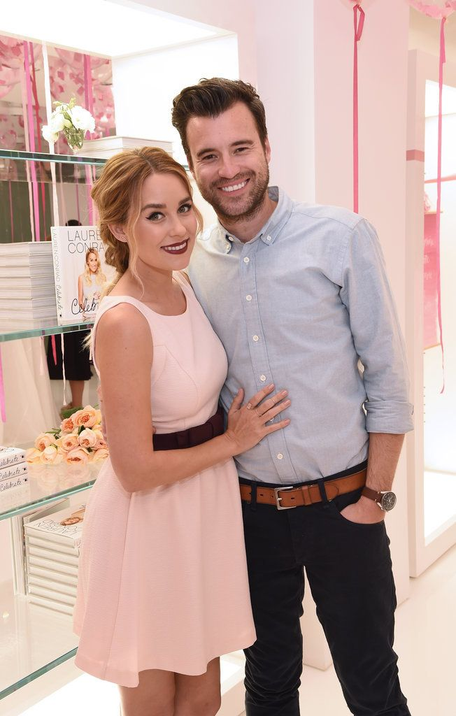 Lauren Conrad and Husband at Book Launch March 2016 | POPSUGAR Celebrity