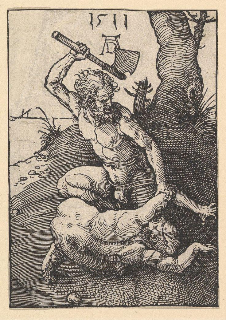 Albrecht Dürer | Cain Killing Abel | The Met