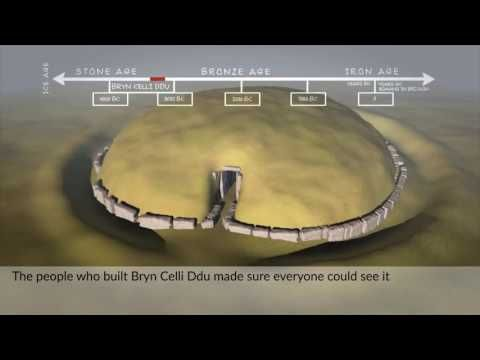 Bronze Age cairn complex discovered around Anglesey's Bryn Celli Ddu - The Archaeology News Network