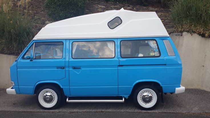 VW T25 Awning Rail - One Piece - Camper Essentials   T25 ...