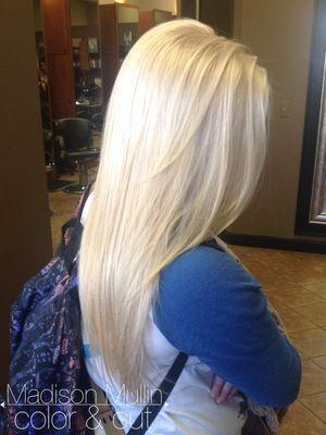 Platinum Blonde Bleach Blonde Bleach And Tone White