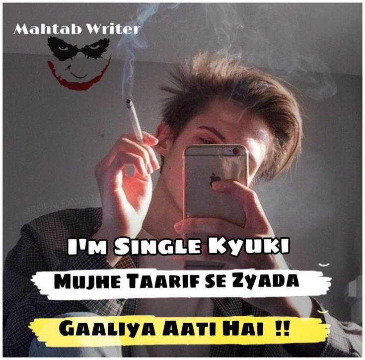 Single Boy Attitude Shayari Images Download & Share in ...