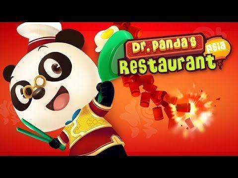 Descubre la cocina asiática con el #DrPanda