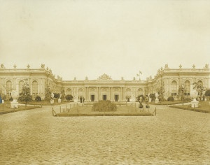 French Pavilion, replica of the Grand Trianon (1904 World's Fair).