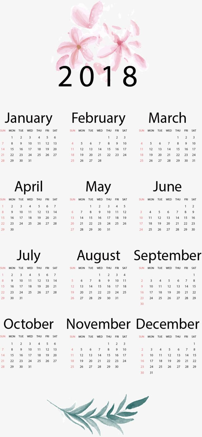 Millions Of Png Images Backgrounds And Vectors For Free Download Pngtree Planner Bullet Journal 2018 Calendar Template Calendar Template