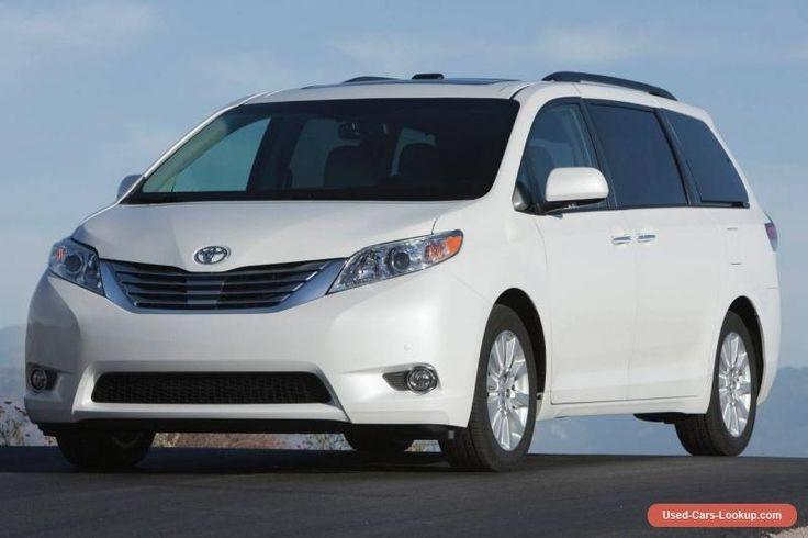 2014 Toyota Sienna #toyota #sienna #forsale #canada