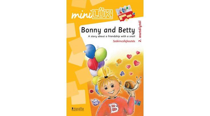 Bonny és Betty - Játékok - Okosodjál webáruház