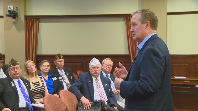 Monday, Senator Mike Crapo unveiled his plan to fix problems in the Choice Program for veterans.