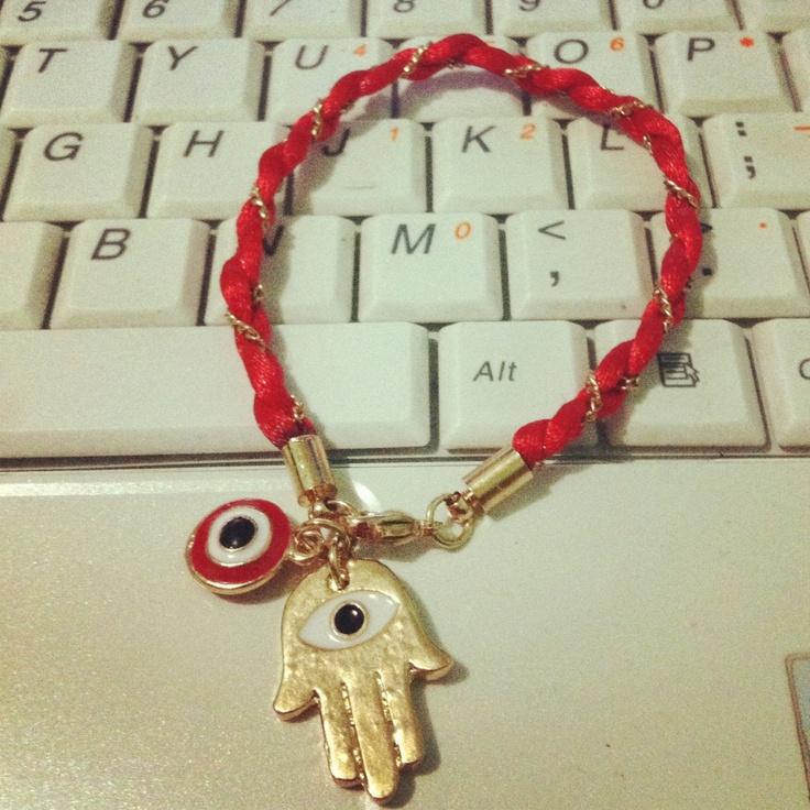 #hamsa #bracelet
