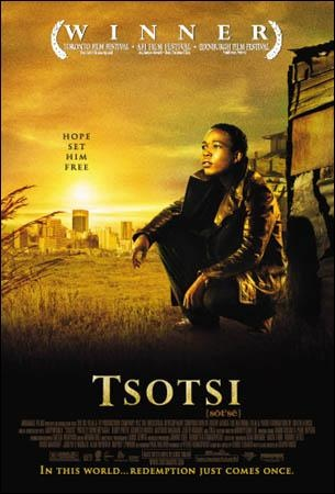 Tsotsi (2005) Sudáfrica. Dir: Gavin Hood. Drama. Cine social. Pobreza - DVD CINE 495