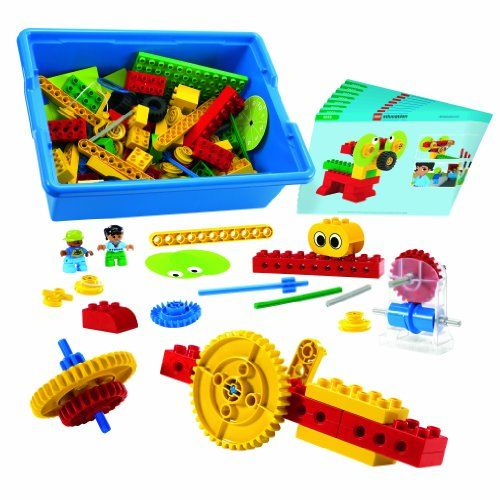 LEGO Education DUPLO Early Simple Machines III Set 4517242 ...