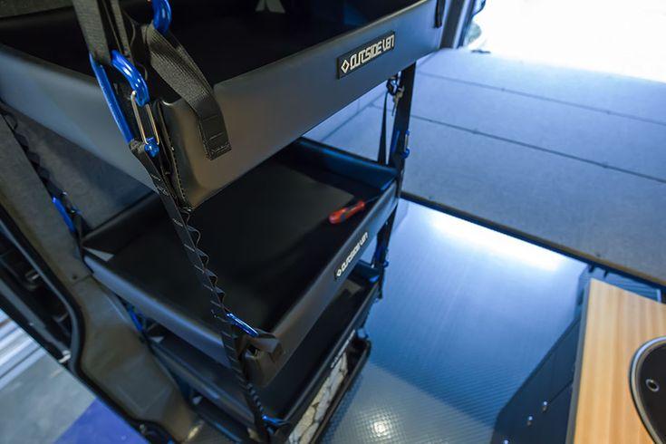Sprinter Bench Seat Brackets