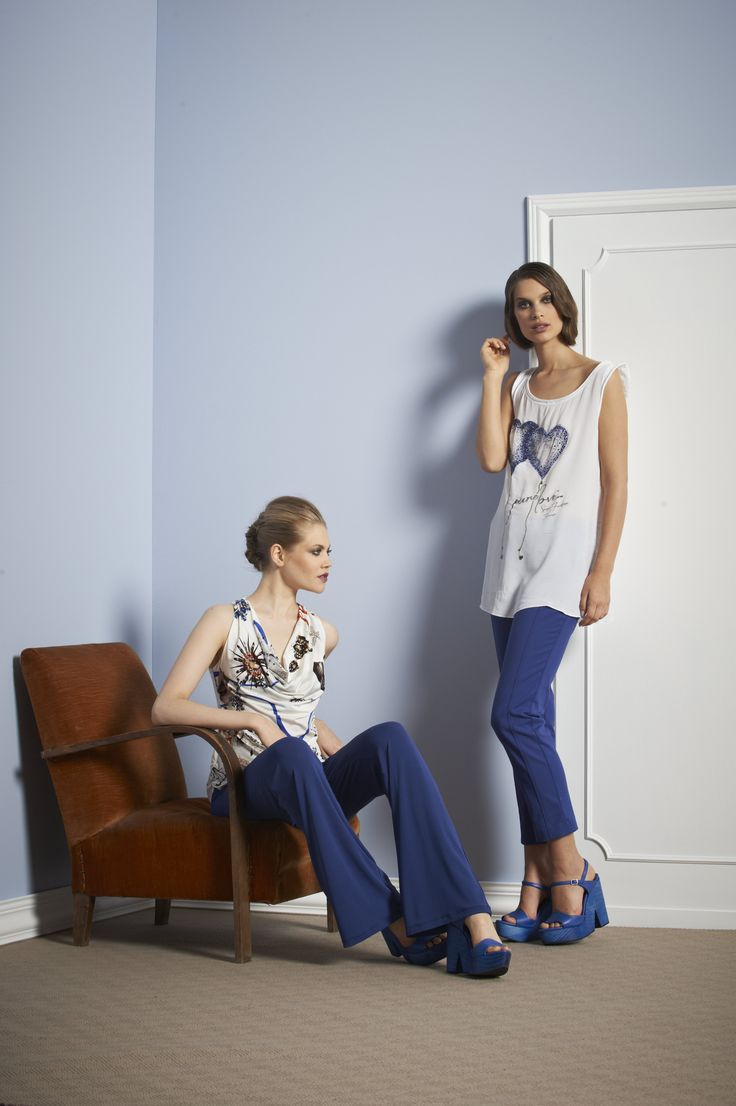 Sonia Fortuna Spring Summer Collection 2014
