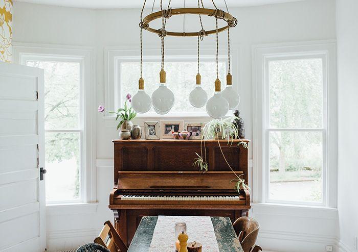 A Pastor's Victorian Farmhouse in Portland | Design*Sponge