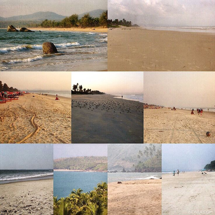 South Goa beaches