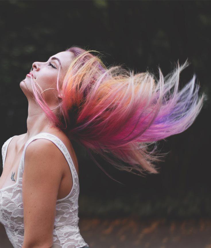 how to make hair bleach faster