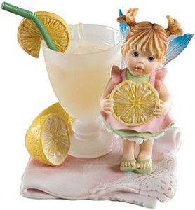 Kitchen Fairies | My Little Kitchen Fairies Lemonade Fairy