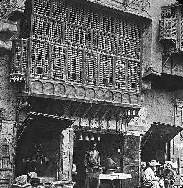 02_Cairo - Mashrabiya (Window)   Flickr - Photo Sharing!