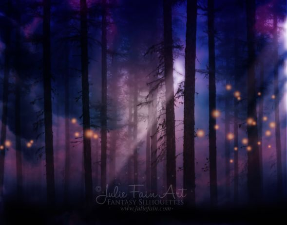 Enchanted Forest- Julie Fain
