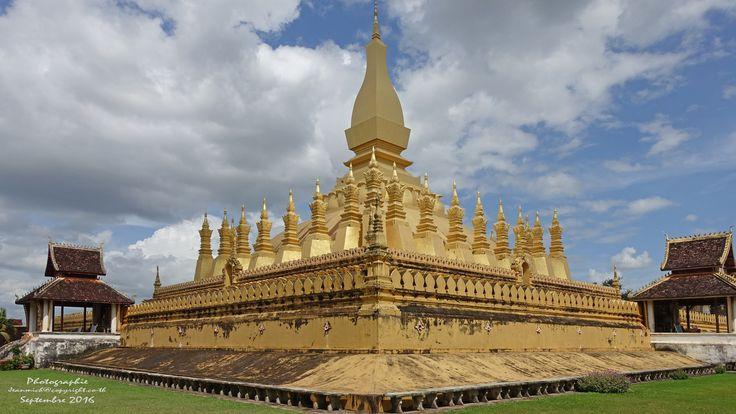 Quelques temples et visites incontournables de Vientiane