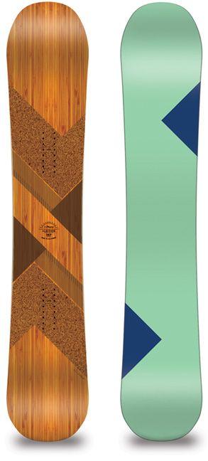 Le snowboard #Loaded Algernon sera disponible en France chez HawaiiSurf en novembre !