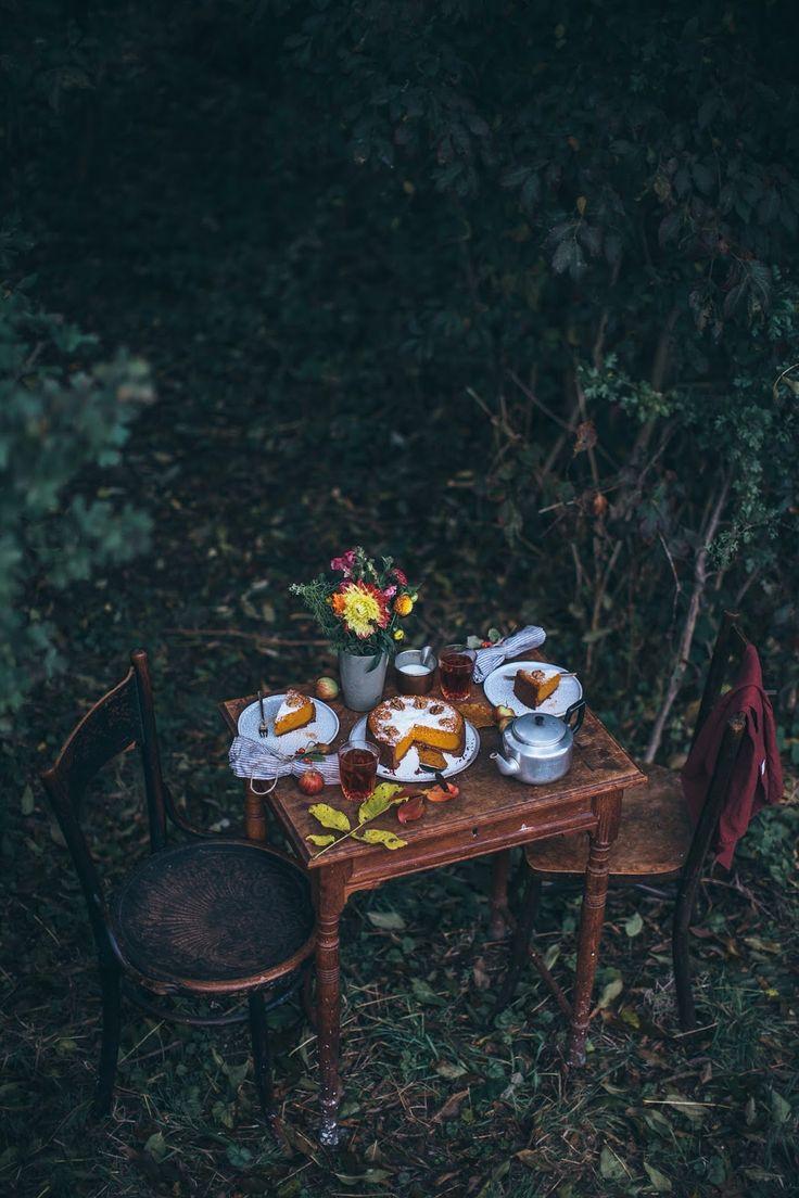 unsere Nahrung Geschichten: glutenfreie Kürbiskäsekuchen & das gluten gutes Gefühl Kasten von Schär
